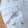 Bracelet croix Mathilde