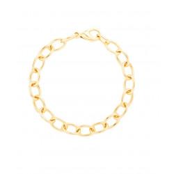 Bracelet jetons or