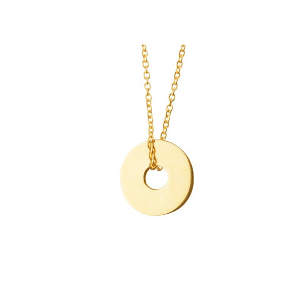 Collier soleil Or 9 carats