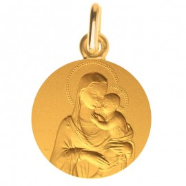 Medaille Bapteme Vierge de San Marco