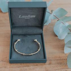 Jonc Heritage collection de bijoux Laudate