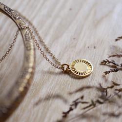 Collier perlé Aurore