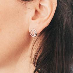 Boucles d'oreilles petit modèle