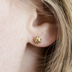 Boucles d'oreilles Primevère