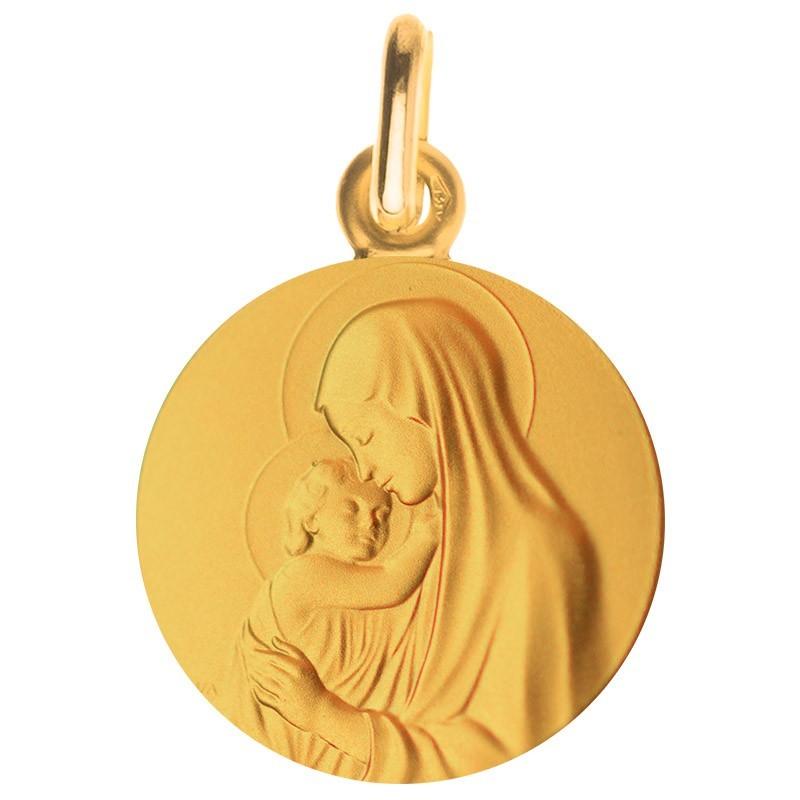 Medaile bapteme madone de Botticelli