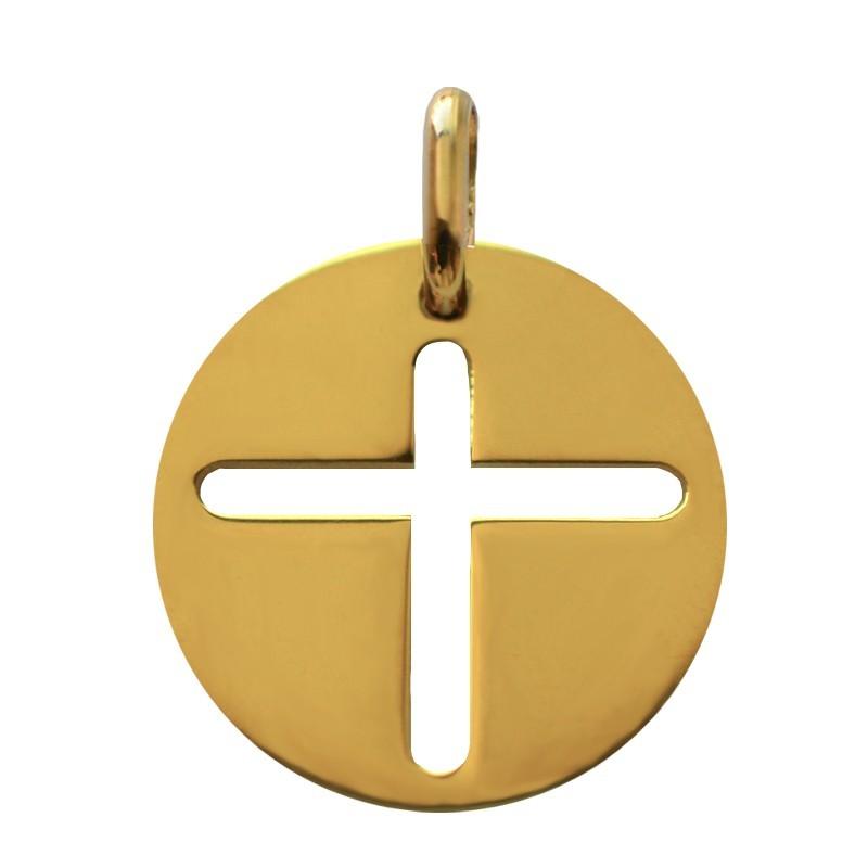 Croix Moderne Ajourée