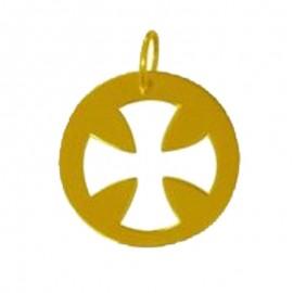Croix évasée