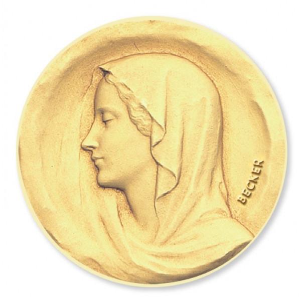 mini medaille bapteme Regina