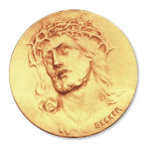 mini medaille bapteme Ecce homo
