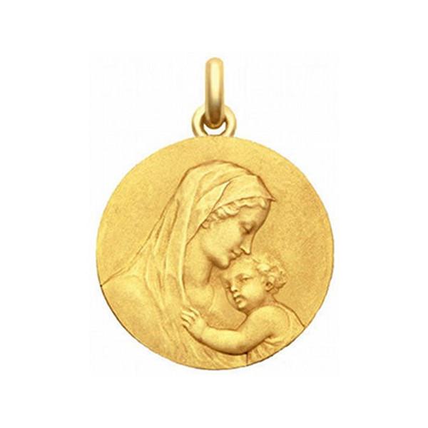 mini medaille bapteme Maternité