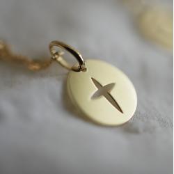 Mini croix moderne