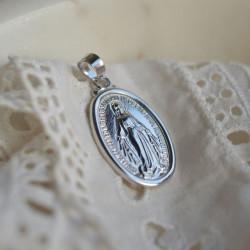 Médaille miraculeuse argent