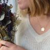 Bijou pendentif Collier fleur by Kenzo Takada