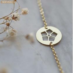 Bracelet fleur by Kenzo Takada