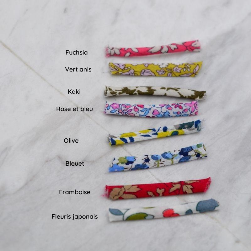 Medaille mini Maris Stella - bracelet liberty - Maison Laudate