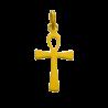 Medaille de bapteme Ictus