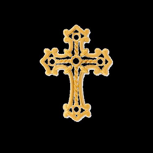 Croix bapteme Croix orientale