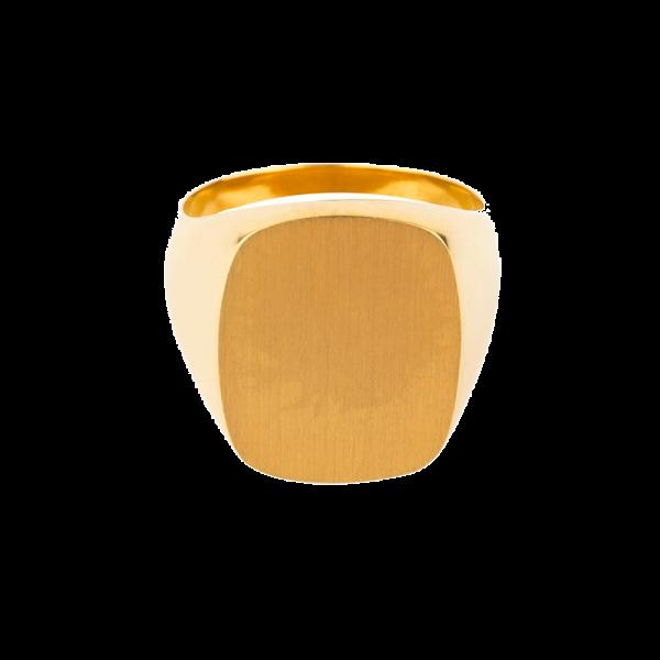 Chevalière Coussin 17 x 13,5