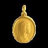 Medaille bapteme Marie Reine de la Paix