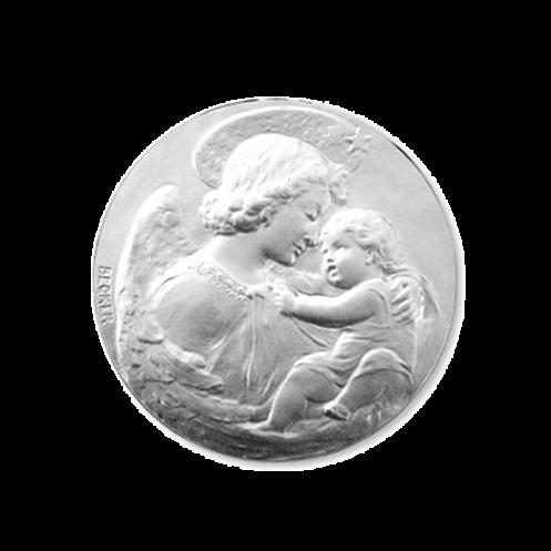 Medaille de berceau ANGE