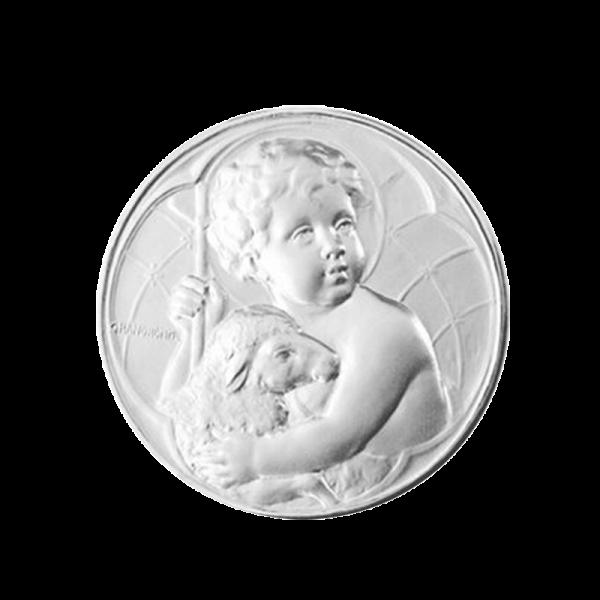 Medaille de berceau Berger