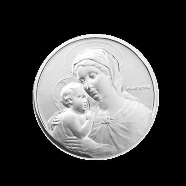 Medaille de berceau Maman Marie