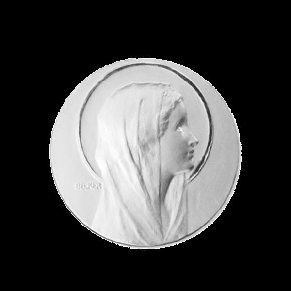 Medaille de berceau Annonciation