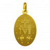 Medaille bapteme Notre Dame du Bon Conseil