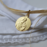 Medaille bapteme Saint Joseph