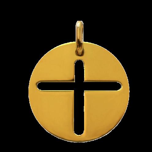 Croix bapteme Croix moderne Ajourée