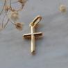 Croix de bapteme croix bâtons