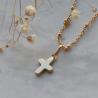 Croix bapteme Le Sacrifice