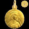 Medaille bapteme Maria Serena
