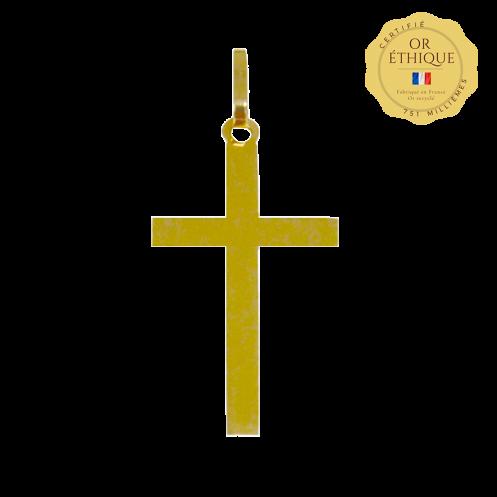 Croix bapteme Grande Croix Latine