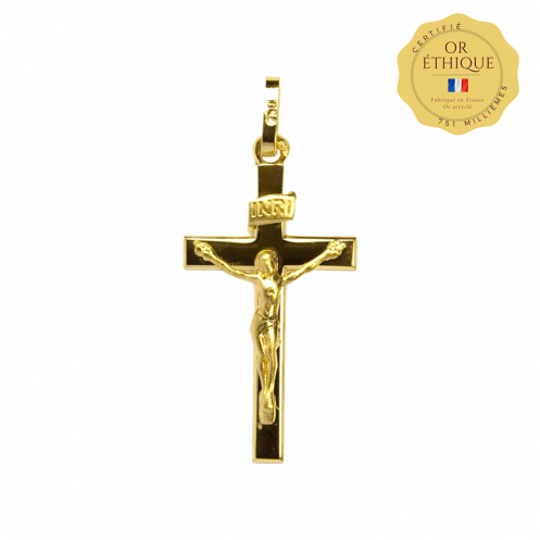 Croix de bapteme Porter sa Croix