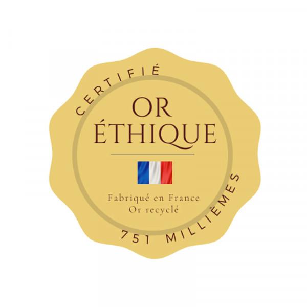 Médaille Douceur Mariale en or - Laudate