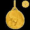 medaille bapteme Amour maternel