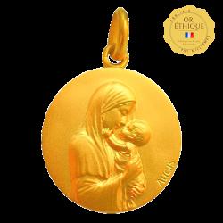 Vierge Maternelle