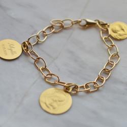 Bracelet Famille or 18...