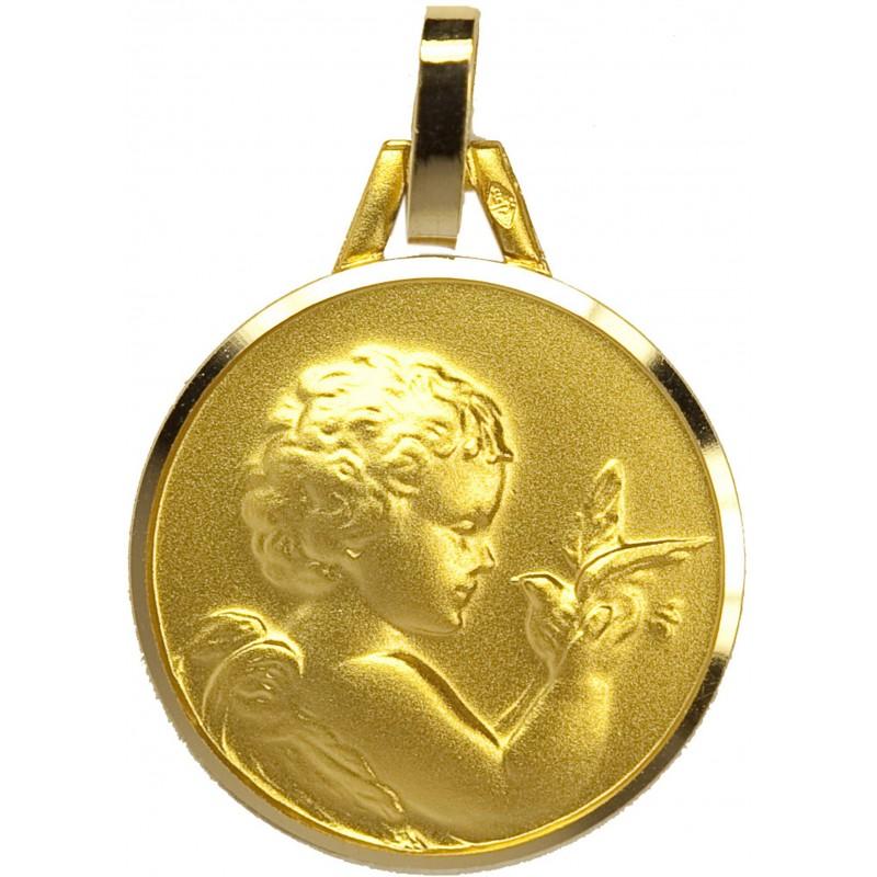 Beliebt Le Messager médaille de baptême EK33
