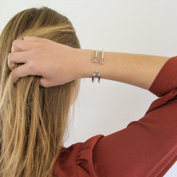 Bracelet Eperon double rang