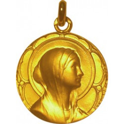 Vierge à la Rosace