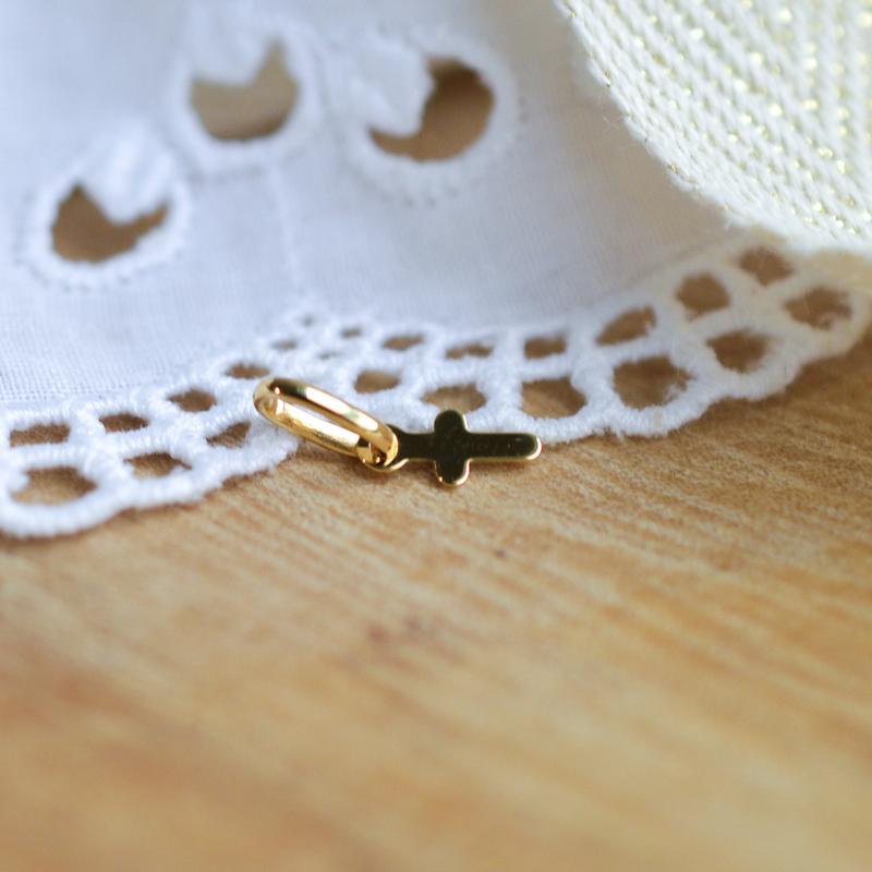 Pendentif mini croix