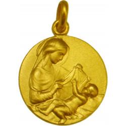 Vierge mère des tout-petits